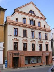 Měšťanský dům z1. poloviny 19.století